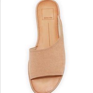 Dolce Vita Asymmetrical Slide Sandal